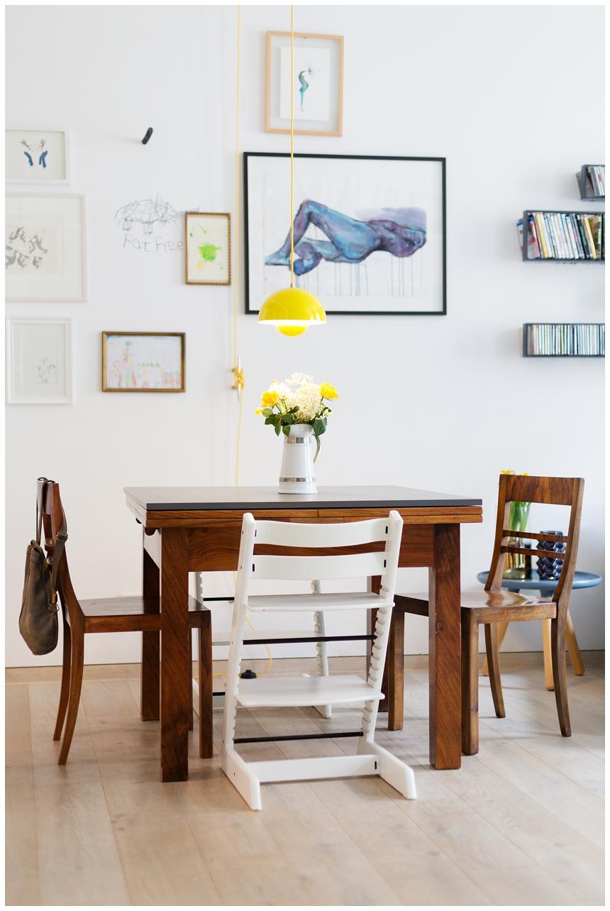 Architektenwohnung in Wien Wiener Wohnsinnige Homestory